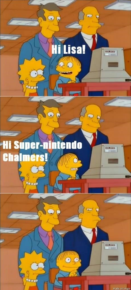 education,nintendo,funny,the simpsons