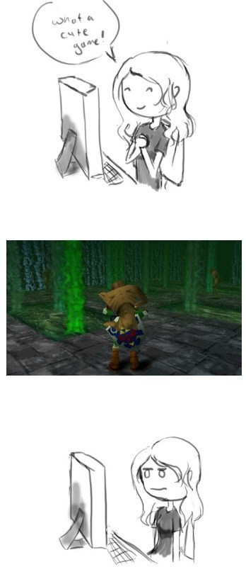 wtf,ocarina of time,zelda