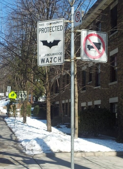 batman,neighborhood watch