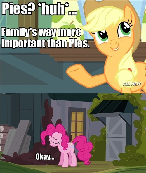 applejack pinkie pie honesty - 8100927744