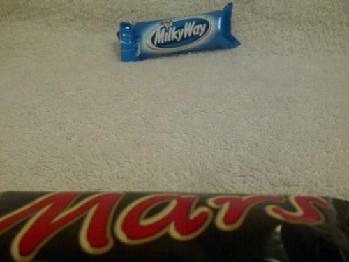 milky way Mars candy bars - 8101129728