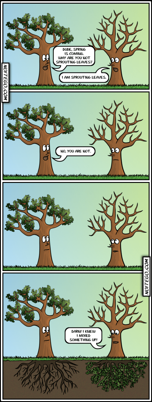 leaves web comics - 8101178624