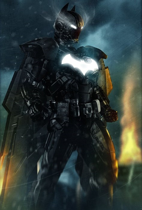 batman dorkly Fan Art iron man - 8101194496
