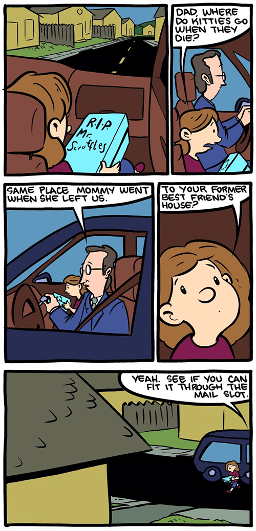family issues web comics