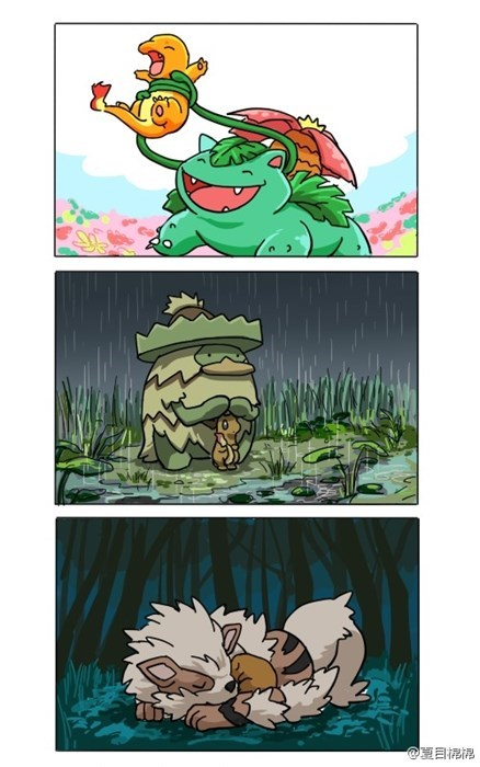dads,Pokémon,Fan Art,list,cute,parenting
