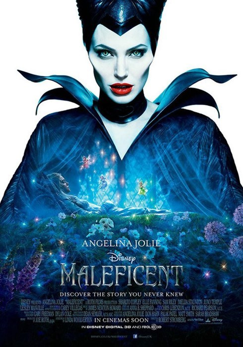 Angelina Jolie,disney,Maleficent
