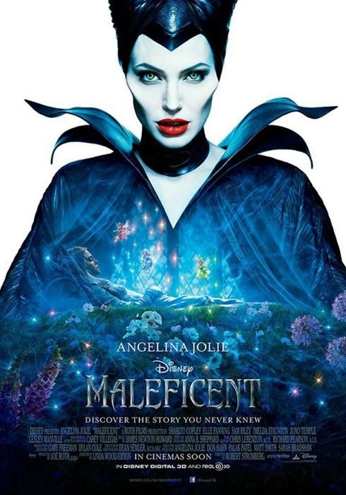 Angelina Jolie disney Maleficent - 8101303296