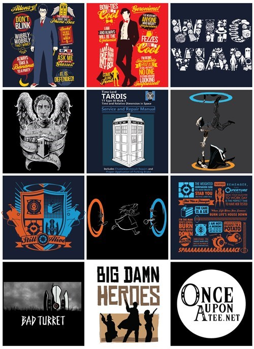 tshirts,doctor who,Portal