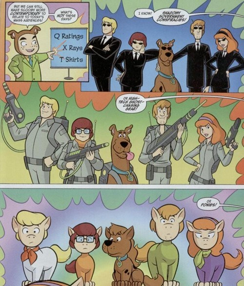 scooby doo,ponified,MLP