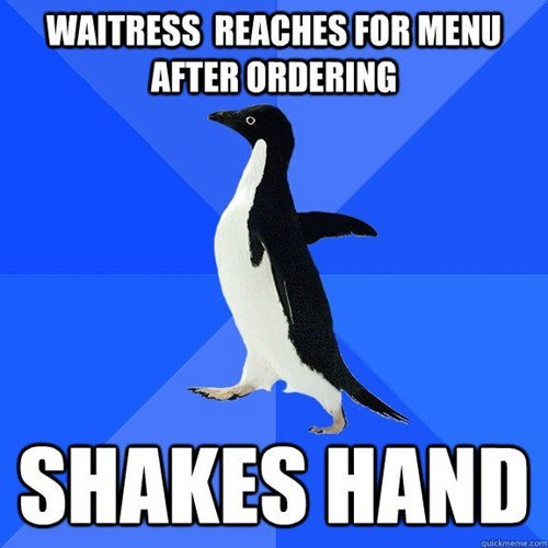 socially awkward penguin restaurants food