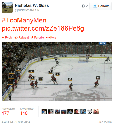 twitter sports hockey hashtags - 8101368832