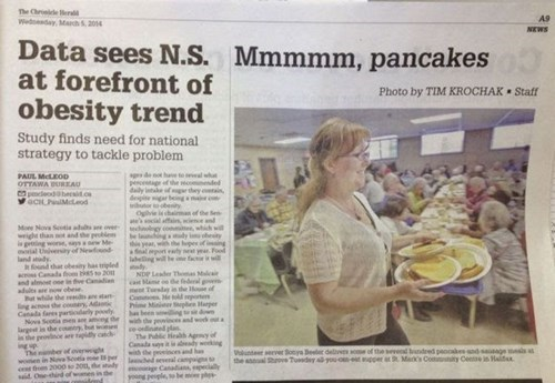 headline juxtaposition newspaper fail nation g rated - 8101380608
