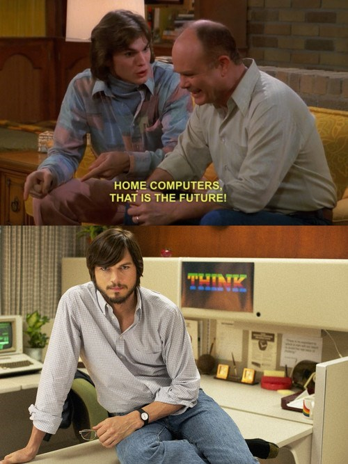 kelso,apple,steve jobs,that 70s show