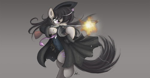 Fan Art tommy gun octavia - 8101546752