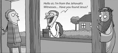jesus,jehovahs witnesses