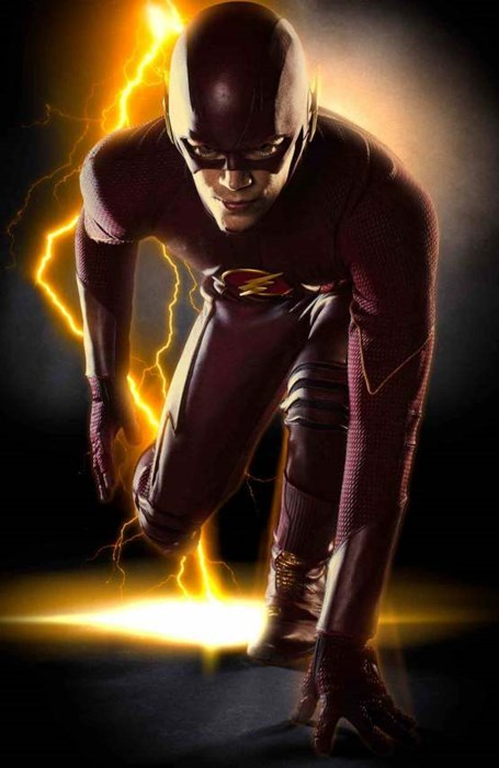 costume the cw the flash grant gustin - 8102472960