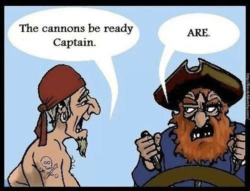 Grammar Pirates