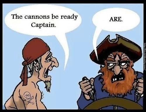 wtf grammar pirates funny - 8102485248