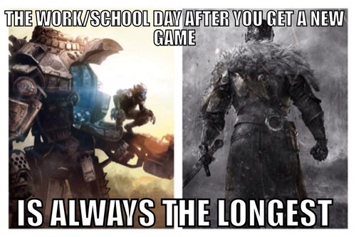 titanfall,dark souls II,video games
