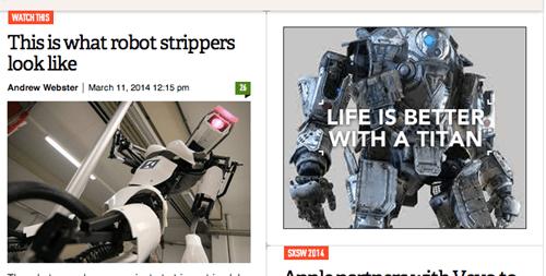 titanfall ads robots - 8102496256