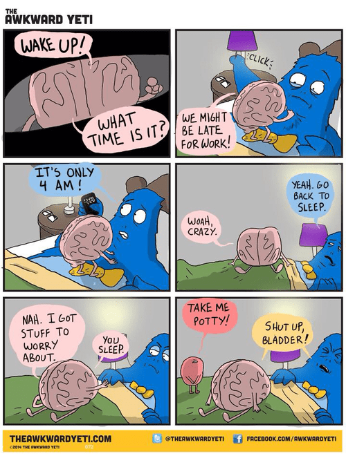 brains sleeping web comics - 8102550272