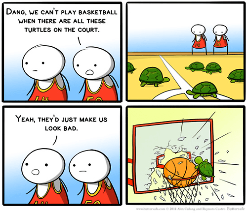 sports turtles basketball web comics - 8102583808