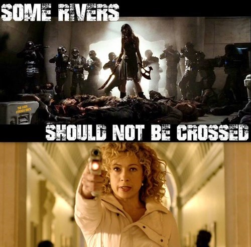 rivers river tam serenity doctor who River Song - 8102588416