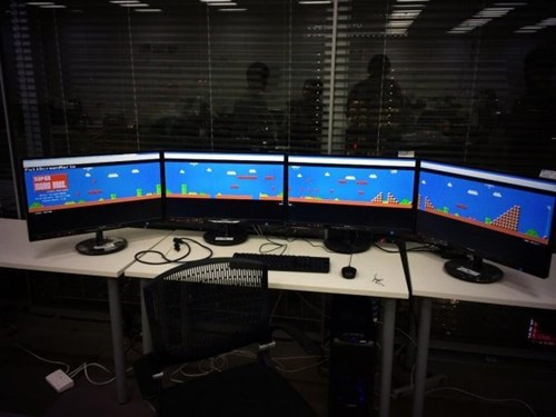 monitors Super Mario bros - 8102598656