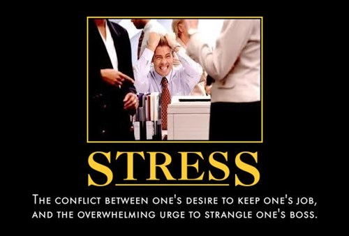 hell work stress funny - 8102657536