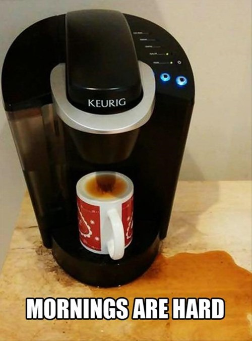 monday thru friday coffee maker work morning coffee g rated