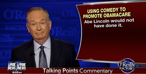 fox news,abraham lincoln,the o'reilly factor,bill-oreilly