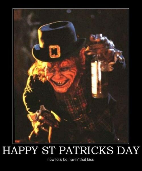 St Patrick's Day eww leprechaun funny - 8104168704