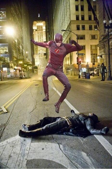 batman,the dark knight,the flash