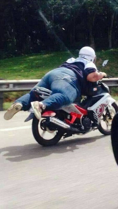 bad idea,motorcycle,dangerous,fail nation,g rated