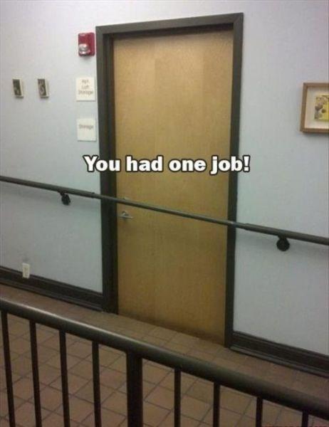 you had one job genius - 8104238848