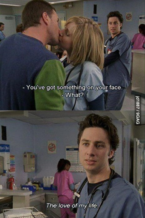 scrubs,TV,love,wimp
