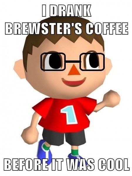 villager,brewster,hipster
