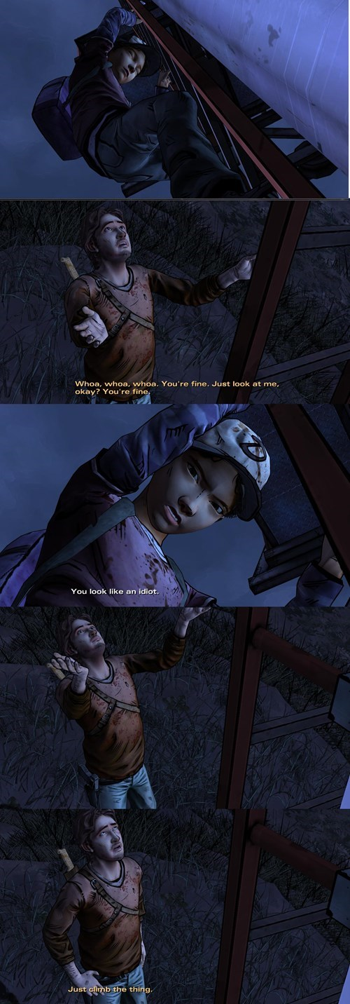 telltale games clementine The Walking Dead - 8105026816