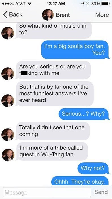 Music soulja boy wtf text funny - 8105047808