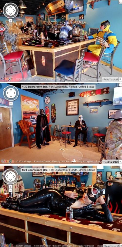 costume bar google maps - 8105469952