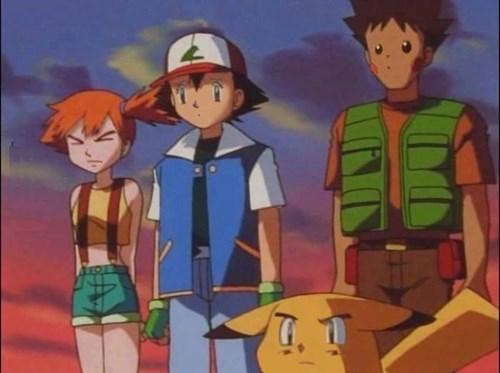 Pokémon anime face swap