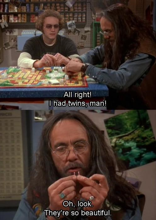 life,that 70s show,boardgames