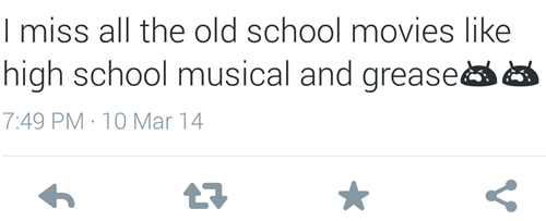movies,what,high school musical,wrong generation