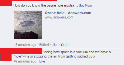 facepalm,science