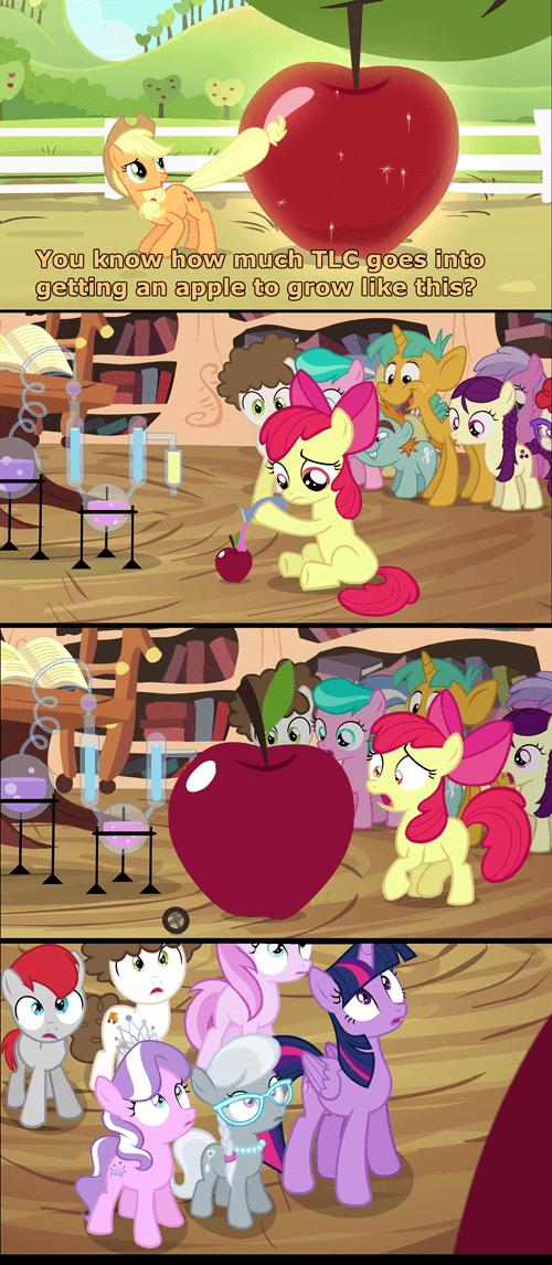 applejack apple bloom apples - 8105782272