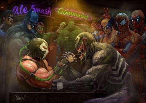 Fan Art superheroes - 8106124032