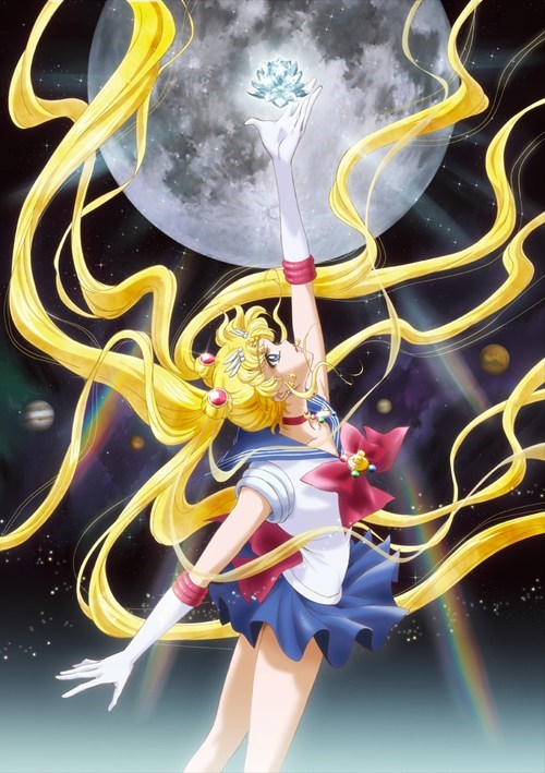 Sailor Moon is Back
