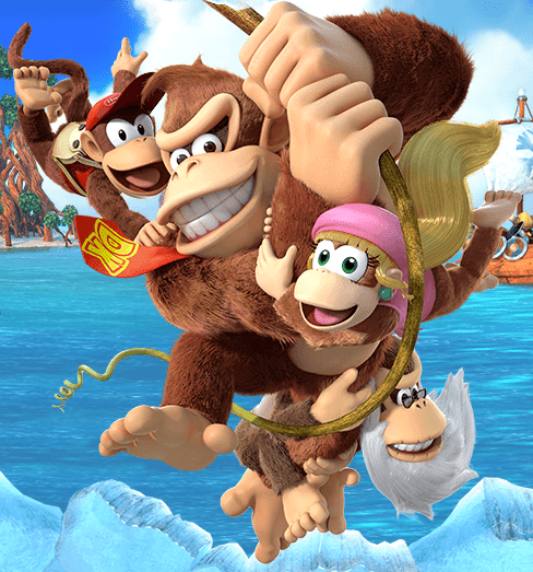 donkey kong,wii U,nintendo,Video Game Coverage