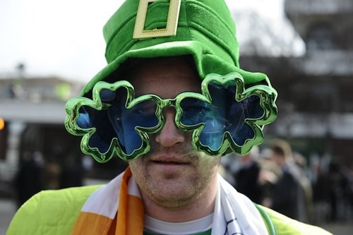 fashion,poorly dressed,St Patrick's Day,dos,don'ts,Party,funny