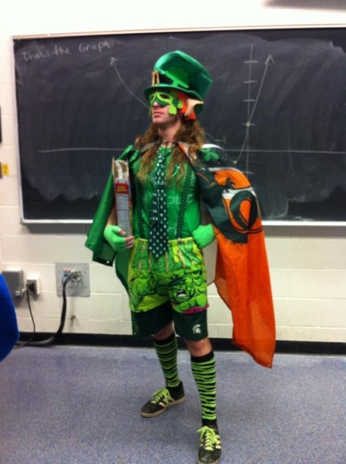 wtf,St Patrick's Day,teachers,funny